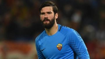 «Рома» сообщила «Реалу», что Алиссон стоит 100 миллионов евро