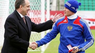 Мутко: «Я выслушал доводы Черчесова, почему Денисов не в составе, и вынужден с ними согласиться. Он видит команду по-другому»