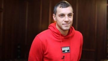 Дзюба поведал, как его встретили в сборной России