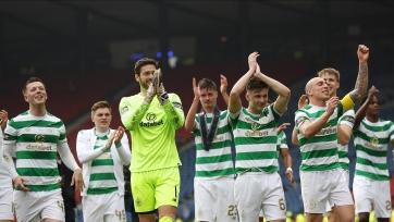 «Селтик» завоевал Кубок Шотландии