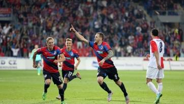 «Виктория» - чемпион Чехии