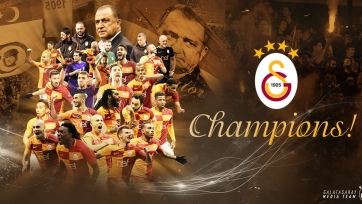 «Галатасарай» стал чемпионом Турции