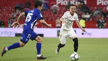 «Севилья» переиграла «Алавес» и результаты матчей Ла Лиги