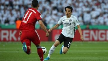 «Айнтрахт» обыграл «Баварию» и завоевал Кубок Германии