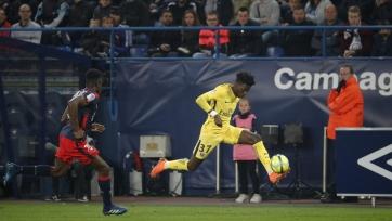 ПСЖ не смог переиграть «Кан», победы «Лиона» и «Монако», а также результаты последнего тура Лиги 1