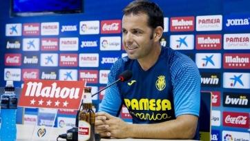 Официально: «Вильярреал» продлил контракт с Кальехой