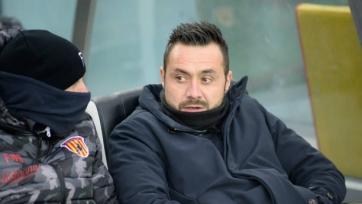 Де Дзерби покинет «Беневенто» по окончании сезона