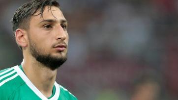 Доннарумма был подвергнут издевательствам со стороны тифози «Милана»