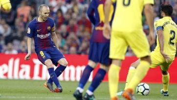 «Барселона» - «Реал Сосьедад». Стартовый состав каталонцев