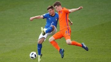 Сборная Нидерландов U17  – чемпион Европы