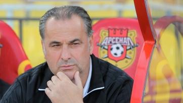 Официально: Божович больше не является наставником «Арсенала»