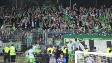 «Вольфсбург» переиграл «Хольштайн» и сохранил прописку в Бундеслиге