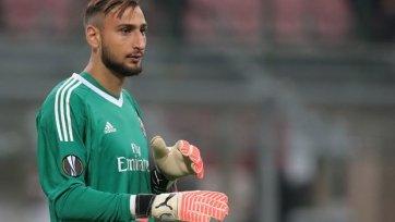 «Ливерпуль» сделал предложение «Милану» по Доннарумме
