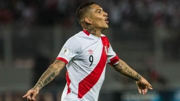 Соперники сборной Перу попросили допустить Герреро к участию в ЧМ