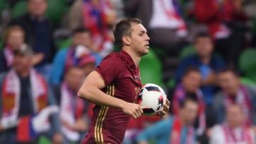 Дзюба: «Наверное, придётся вернуться в «Зенит», но сейчас я не думаю об этом, я на 600% в сборной»