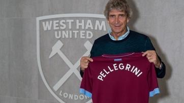 Пеллегрини прокомментировал своё назначение в «Вест Хэм»