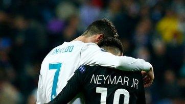 Роналду прокомментировал слухи, связанные с Неймаром и «Реалом»