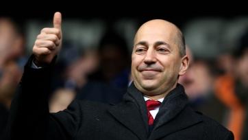 Газидис прокомментировал назначение Эмери в «Арсенал»