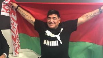 Бурручага может стать помощником Марадоны в «Динамо»