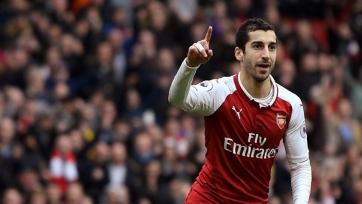 Мхитарян отреагировал на назначение Эмери в «Арсенал»