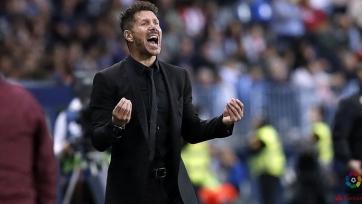 «Атлетико» оспорит еврокубковую дисквалификацию Симеоне