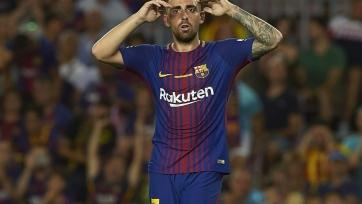 Алькасер покинет «Барселону»