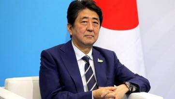Премьер-министр Японии мечтает о финале с Россией на ЧМ