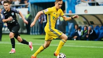 Официально: Зуев стал футболистом «Ростова»