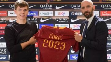 Официально: «Рома» подписала хавбека сборной Хорватии