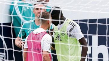 Рюдигер и Киммих чуть не подрались во время тренировки немецкой сборной