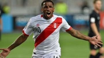 Сборная Перу переиграла Шотландию