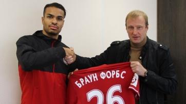 «Амкар» расстался с ещё одним футболистом