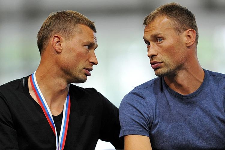 ЦСКА продлит соглашения с братьями Березуцкими
