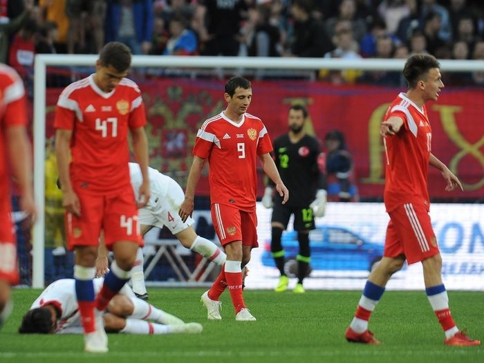 Как же вы задрали ныть! Сборная России выиграет Чемпионат мира