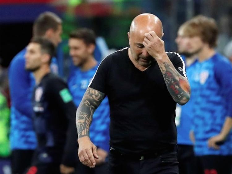 Сампаоли – трус. Его Аргентина – худшая команда Чемпионата мира