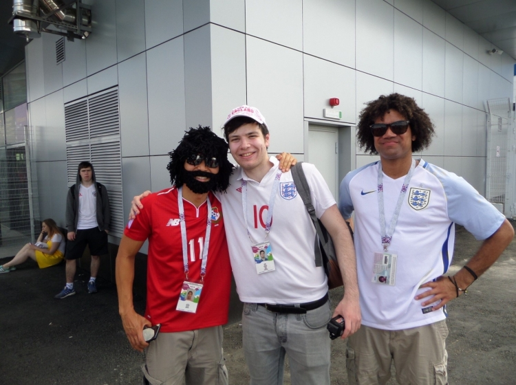 Нам стоит поучиться у панамцев. Репортаж с матча Англия – Панама