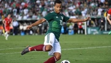 Мексика одержала победу над Шотландией