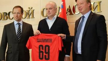 Шалимов дал первое интервью в качестве рулевого «Химок»