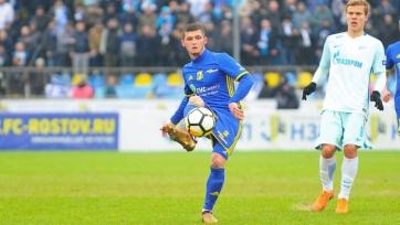 Официально: Гулиев стал полноценным игроком «Ростова»