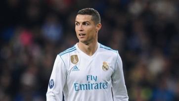 Роналду посчитал оскорблением зарплату, которую предложил «Реал»