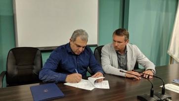 Официально: Талалаев возглавил армянский клуб