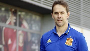 Официально: Лопетеги уволен из сборной Испании