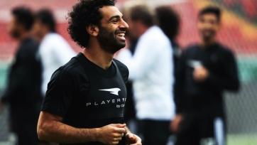 Салах тренируется в общей группе, он восстановился после травмы