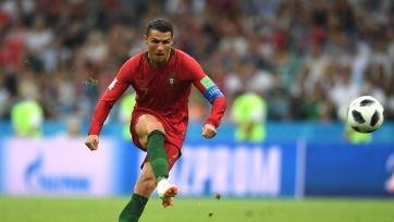 Роналду стал 4-м игроком в истории, забившим на четырёх ЧМ