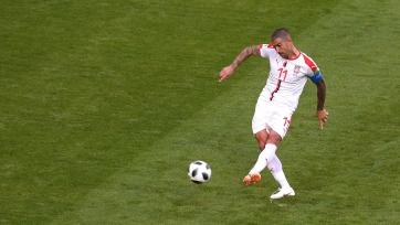 Сербия выиграла в поединке со сборной Коста-Рики