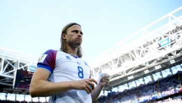 После матча с Аргентиной «Парма» захотела купить исландца
