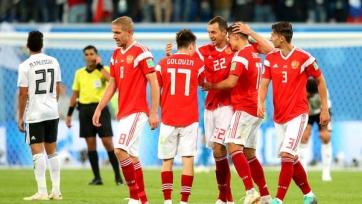 Канчельскис дал интервью применительно к матчу Россия – Египет