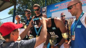 В Актуа прошел второй турнир чемпионата страны по пляжному волейболу