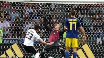 Классон: «Слышал, что был чистый пенальти в ворота Германии, но я не видел эпизода»