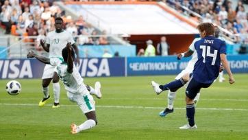 Наставник сборной Японии дал комментарий после игры с Сенегалом